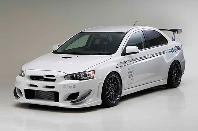 Mitsubishi Lancer EVO X