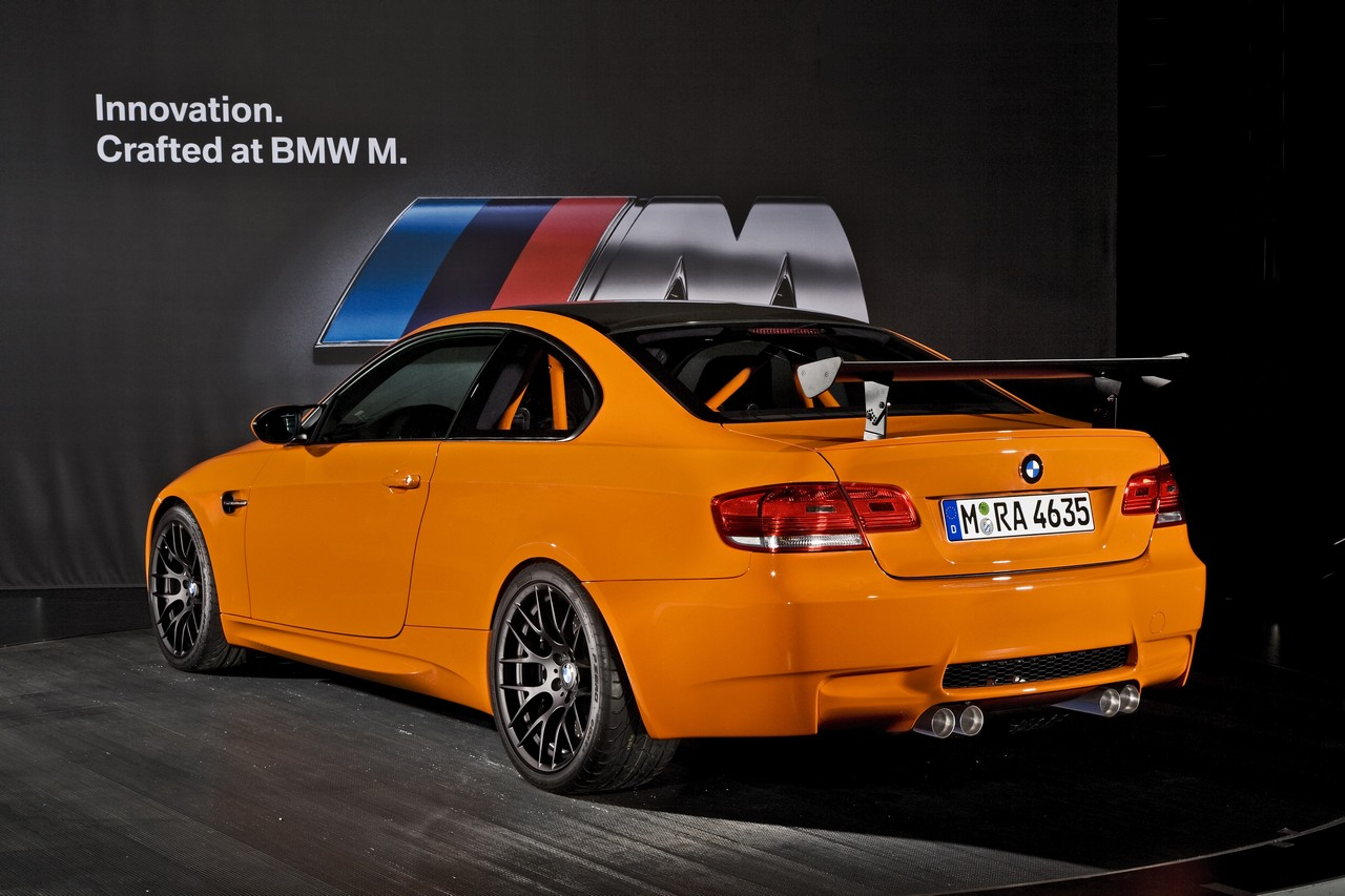 BMW M3 GTS
