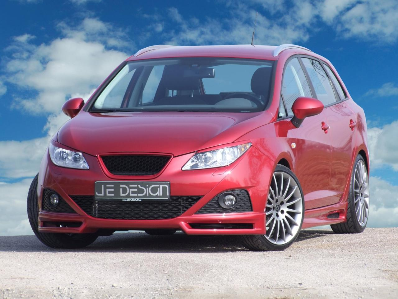 Seat Ibiza ST by JE Design