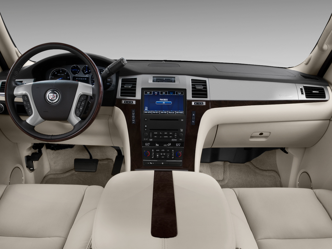 Cadillac Escalade Interior
