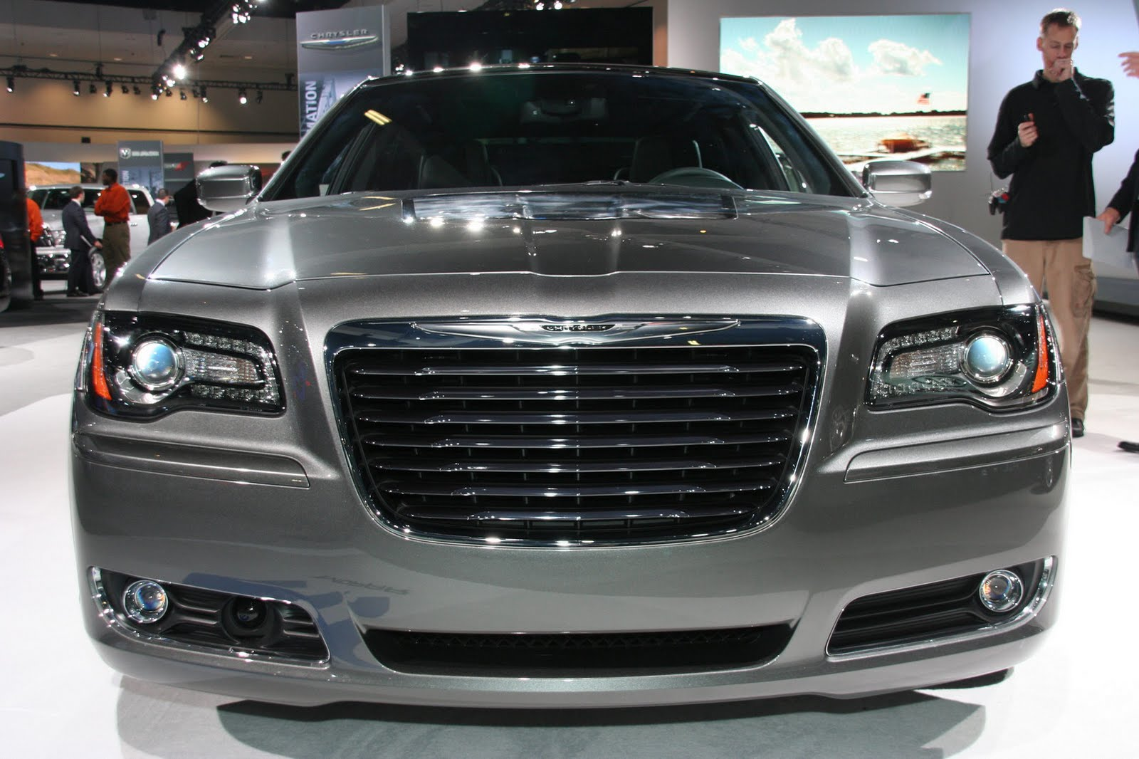 Chrysler 300S 426 concept