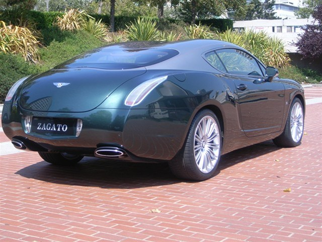 2008 Bentley Continental GT by Zagato