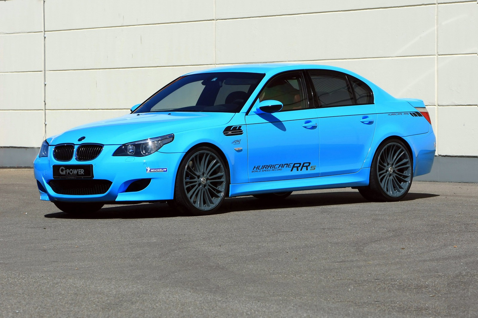 BMW M5 Hurricane RR by G-Power