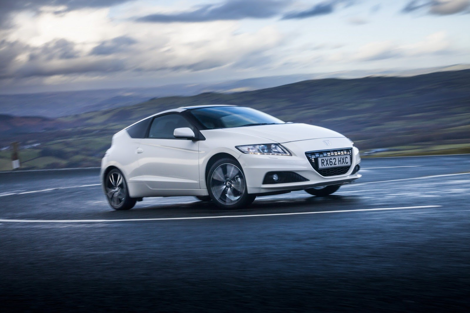 2013 Honda CR-Z