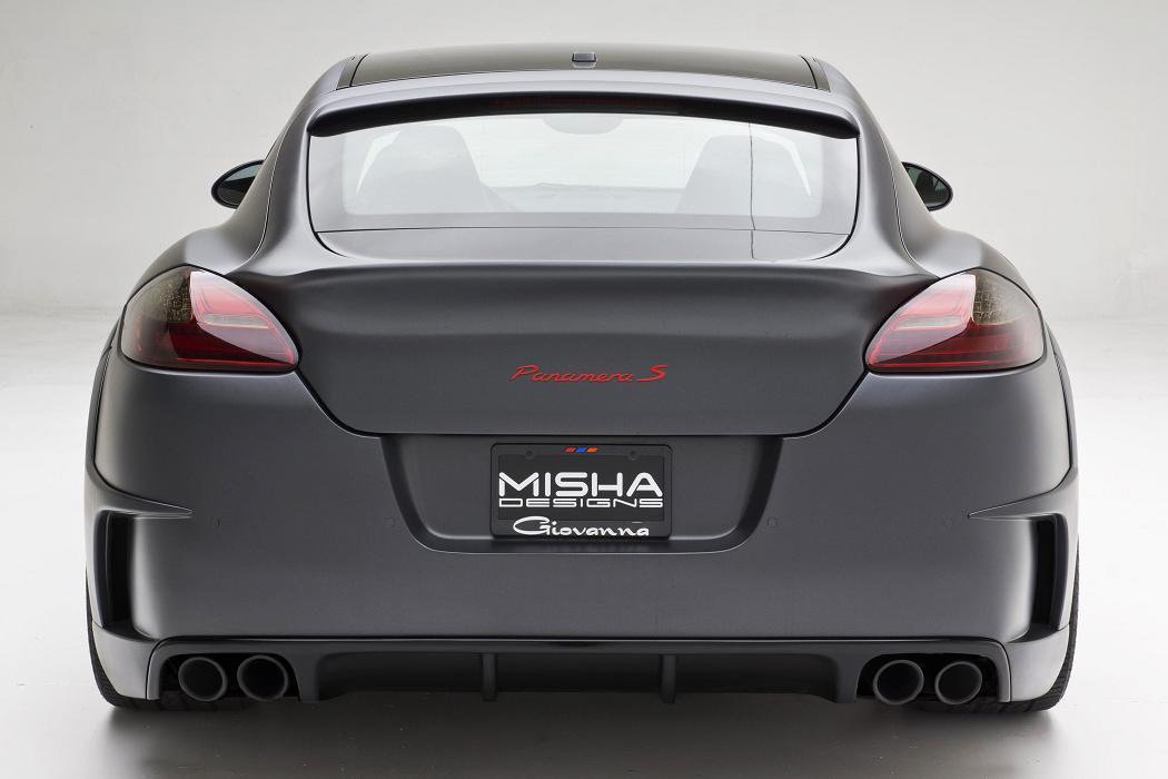 Porsche Panamera by Misha Designs