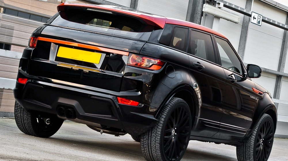 Range Rover Evoque by Kahn Design