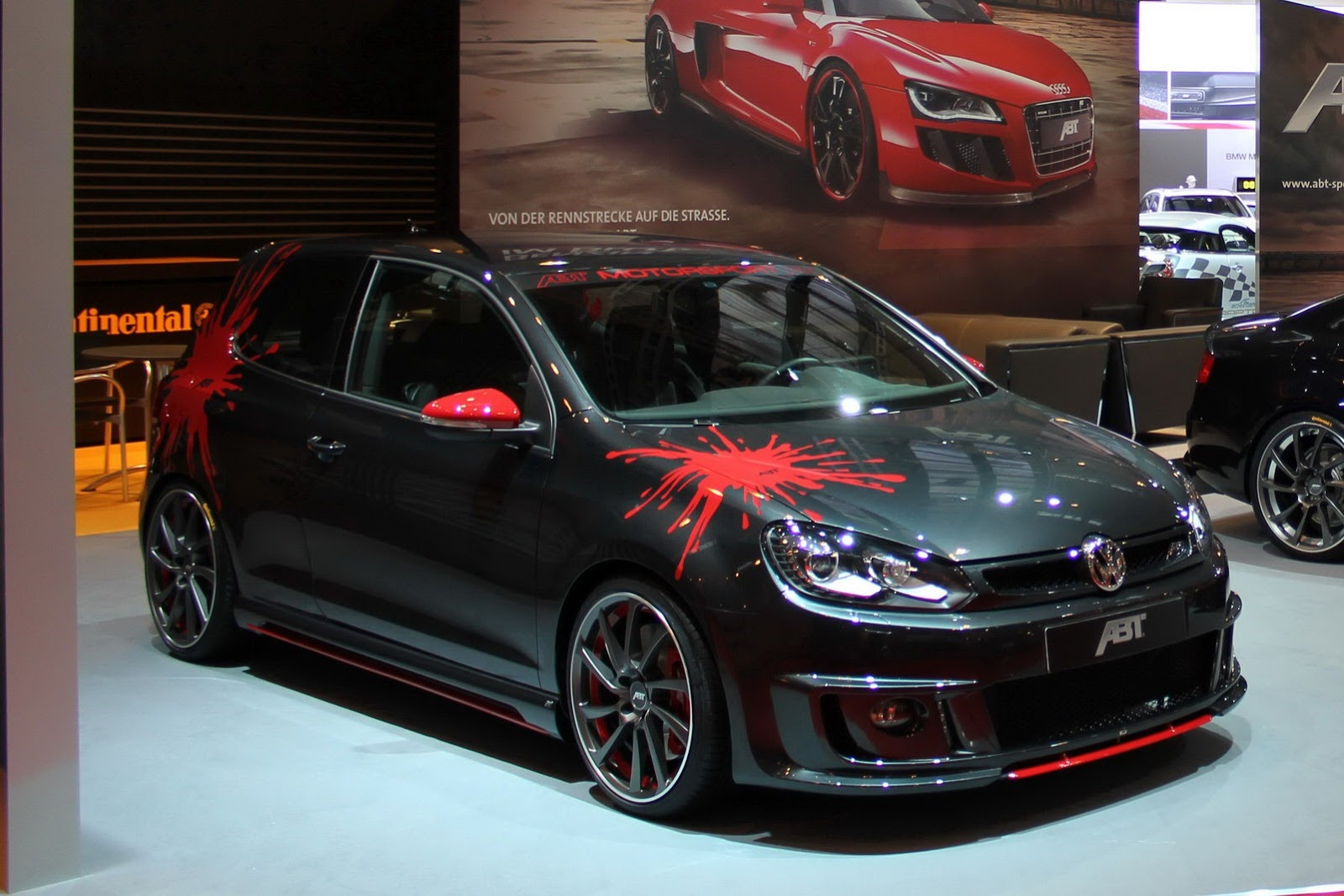 Volkswagen Golf GTI Last Edition by ABT