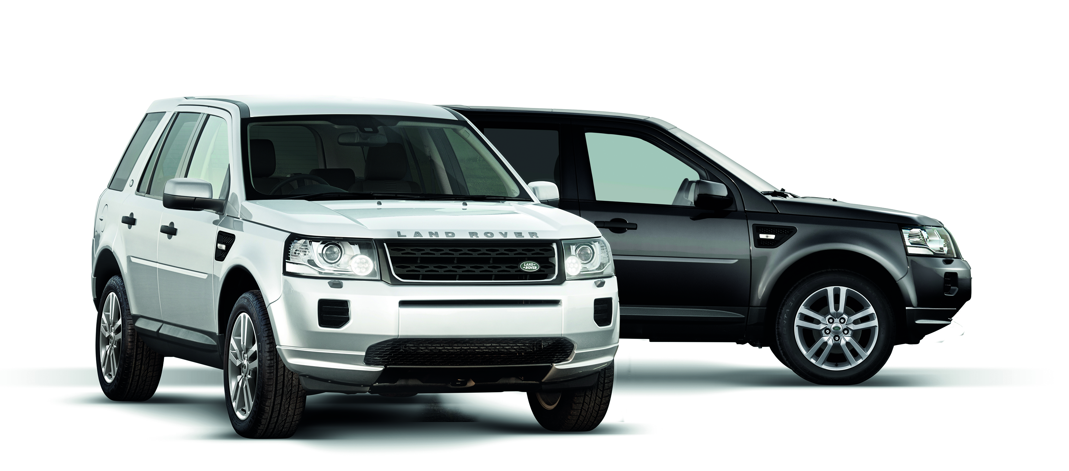 Land Rover Freelander Black &amp; White Edition