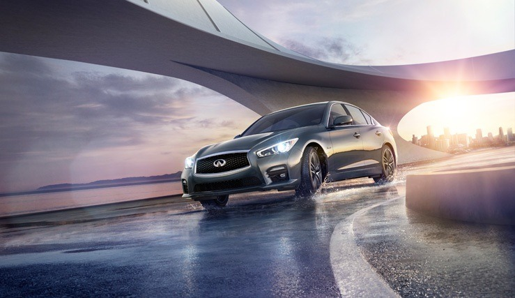 2013 Infiniti Q50