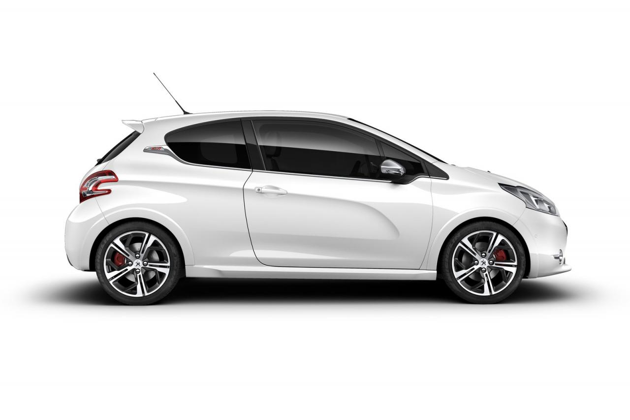 2013 Peugeot 208 GTi