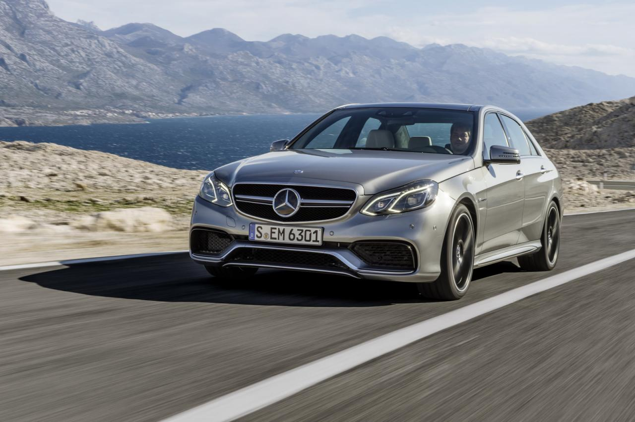2014 Mercedes-Benz E63 AMG