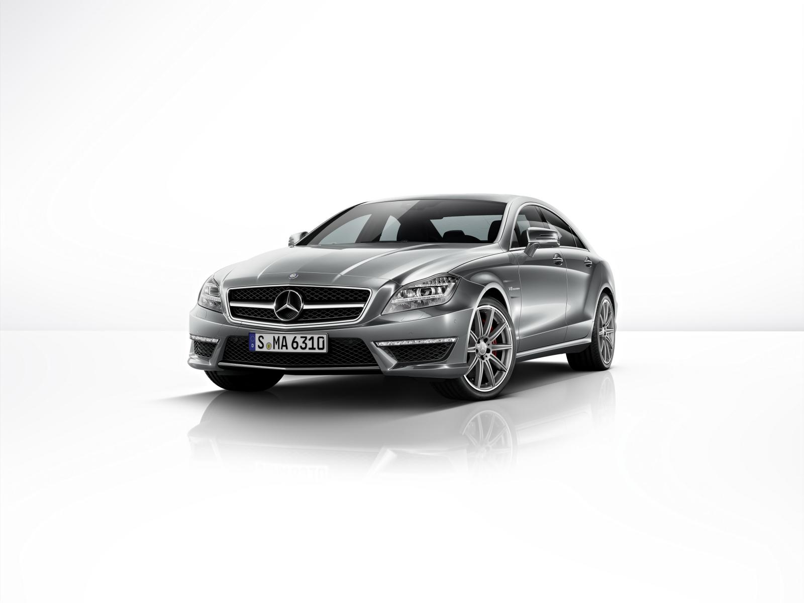2014 Mercedes CLS 63 AMG