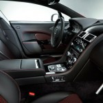 Aston Martin Rapide S Interior