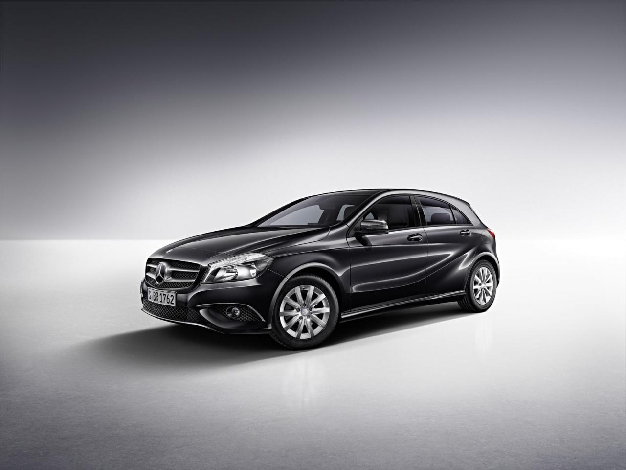 Mercedes A-Class BlueEFFICIENCY