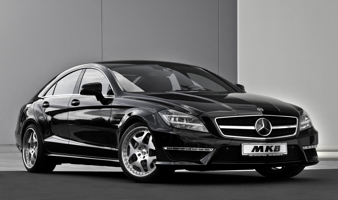 Mercedes CLS 63 AMG by MKB