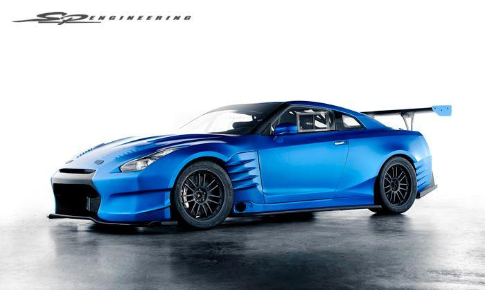 Nissan GT-R by R's Tuning