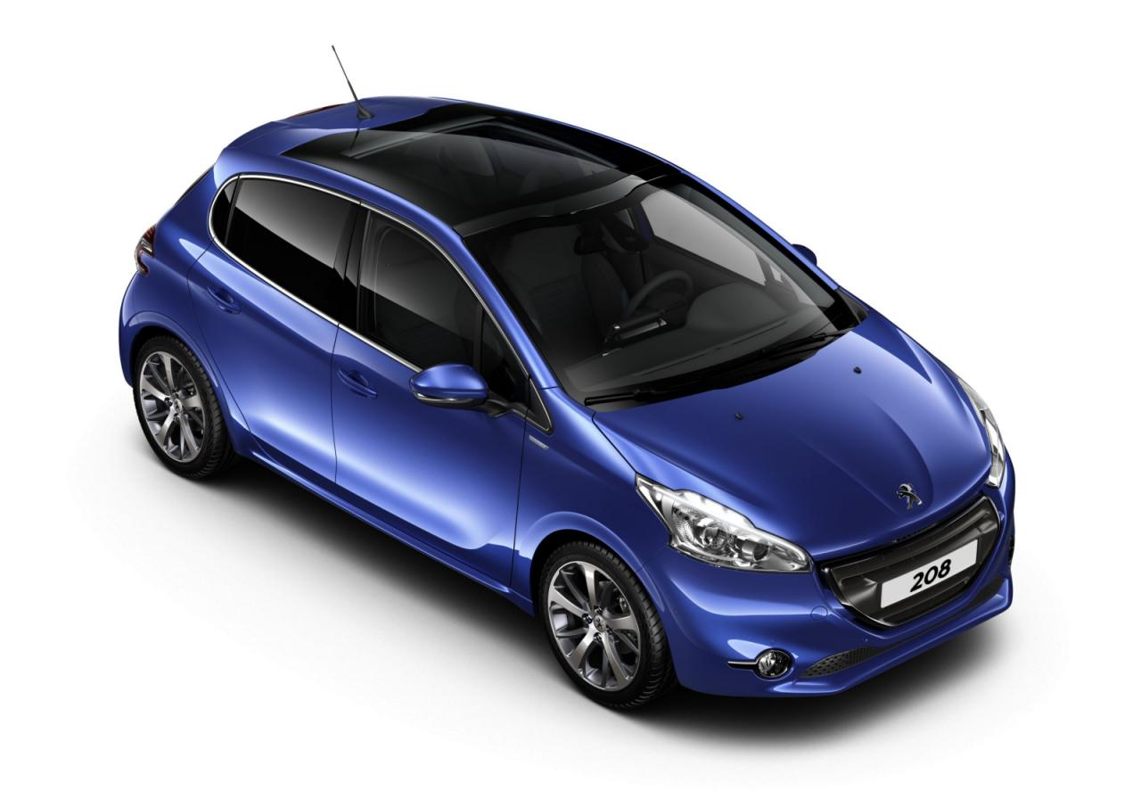 Peugeot 208 Intuitive Edition