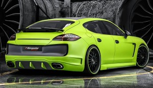 Regula Porsche Panamera