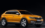 Upcoming Skoda SUV
