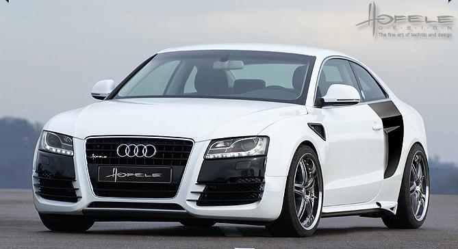 Audi A5 by Hofele