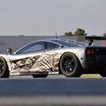 McLaren F1 GTR Artcar