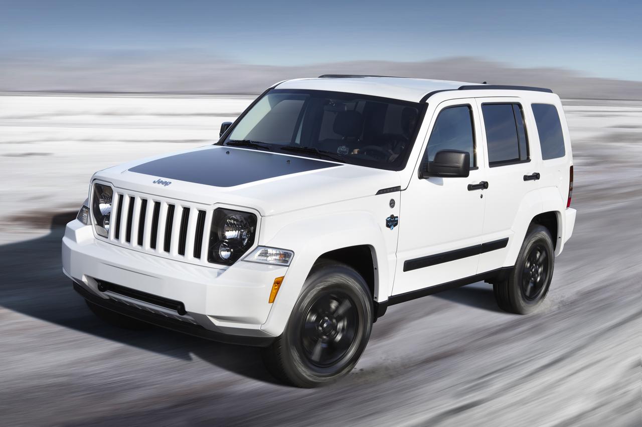 Jeep Liberty Arctic edition