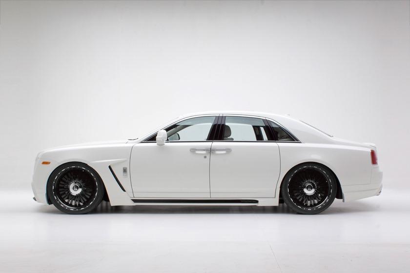 Rolls Royce Ghost Black Bison