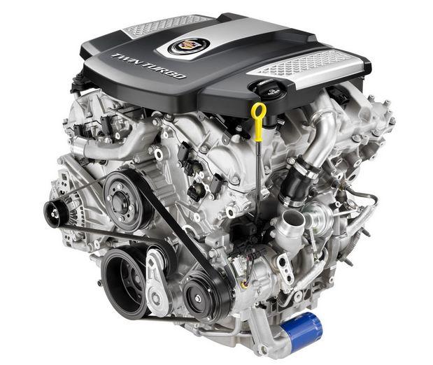 Cadillac Twin Turbo V6