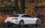 Mercedes S63 AMG Coupe rendering