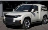 Toyota Urban Utility (U2) concept