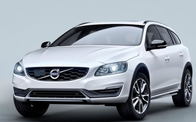 2016 Volvo V60 Cross Country