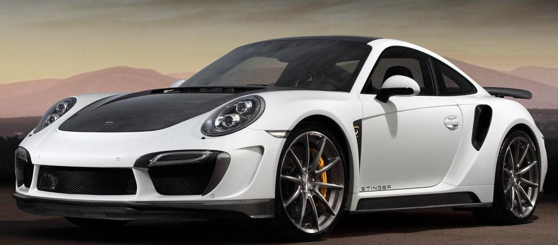 Porsche 911 Turbo / Turbo S by TopCar