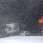 Massive Highway Accident 193-vehicle pileup on I-94, Michigan USA