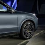 New Porsche Cayenne Turbo Test Drive in Greece